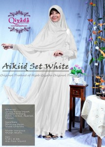 aikiid white 450rb