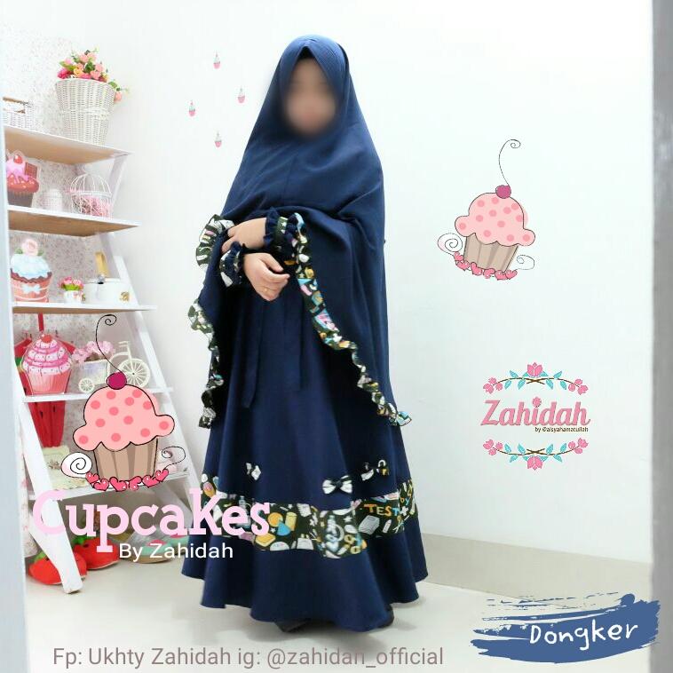 Cupcakes Dongker (SET)