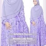 Amanda Lady Dress by Latasha