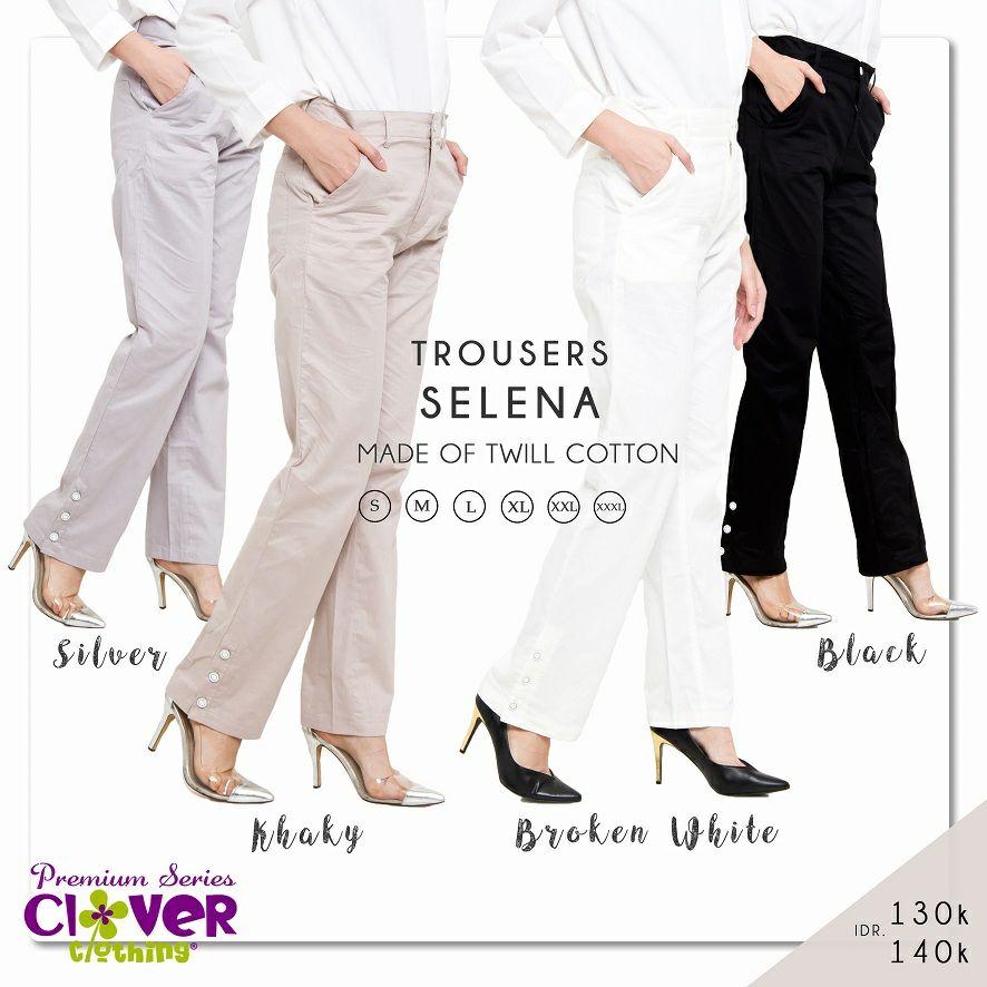 Trousers Selena (Celana Panjang)