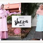 SHEZA DRESS by Zizara