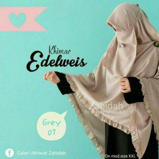 Khimar Edelweis Zahidah