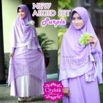 Gamis Aikiid Set by Qiyada